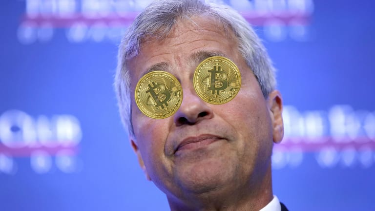 Jamie Dimon Hates Crypto So Much That He Made His Own To Prove How Dumb It Is