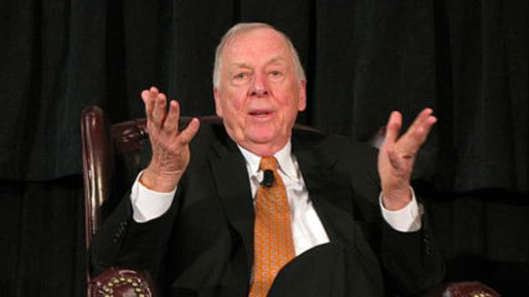 Death Completes Hostile Takeover Of T. Boone Pickens