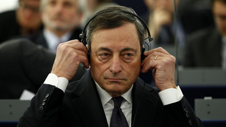 Mario Draghi Launches Campaign For Fed Chair