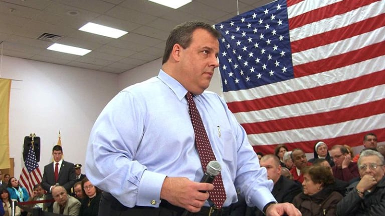 Chris Christie Goes Into Finance Because It Worked Out So Well For The Last Former New Jersey Governor