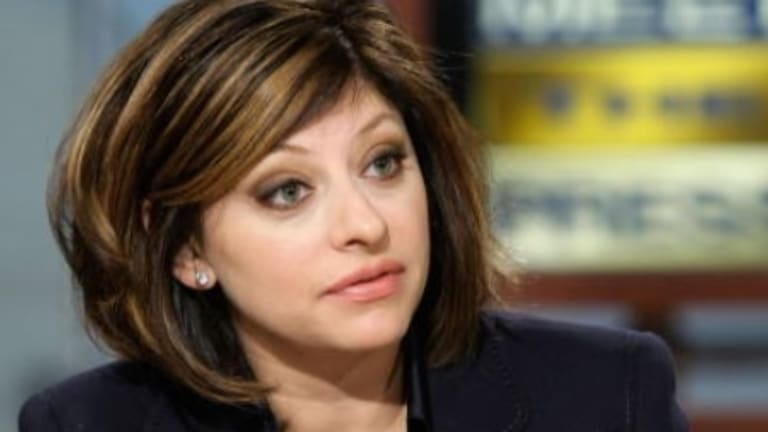 Maria Bartiromo Marks Pioneering Presence On NYSE Floor With Celebratory Absence