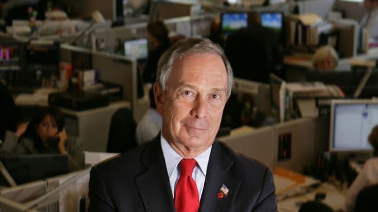 SEC Settles No Longer Politically Convenient Case Against Bloomberg
