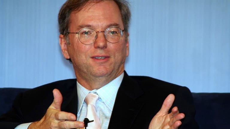 Eric Schmidt Does Not Share His Beautiful Women With Hedge Fund Managers