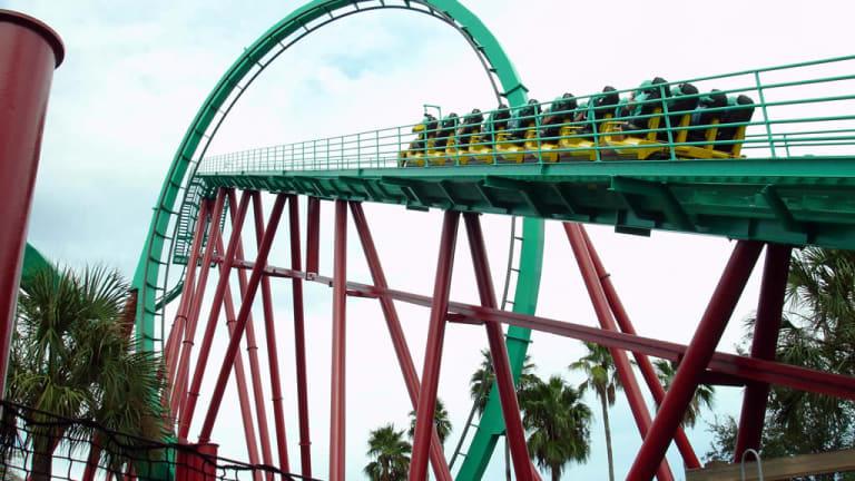 Nerds Send Kodak Shares Back On Lift Hill Part Of The Roller Coaster