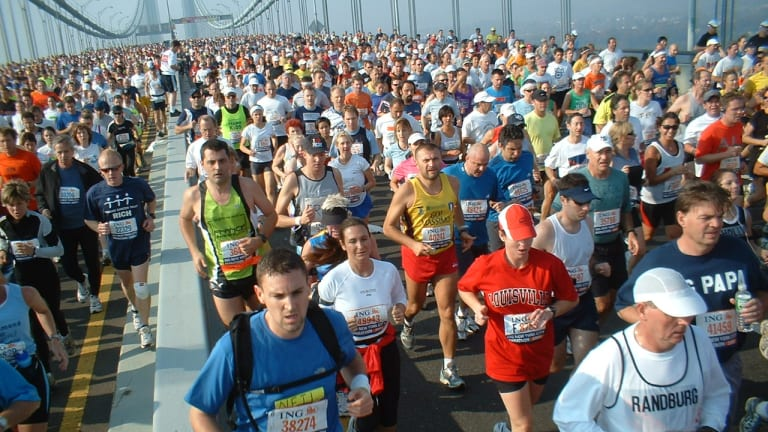 What It'll Be Like Running The NYC Marathon This Year