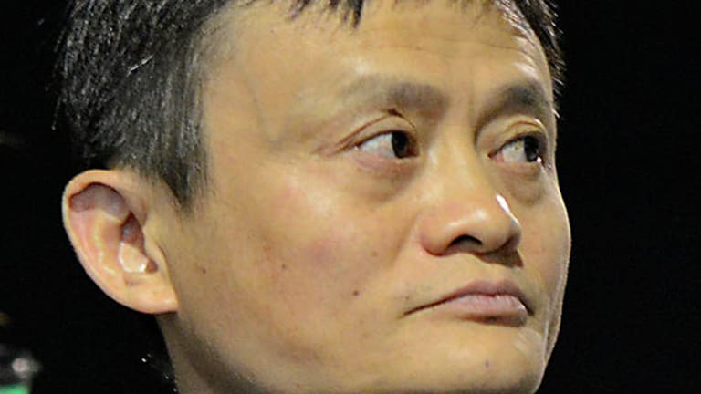 Chinese Regulators Put Jack Ma In Time Out For Six Months