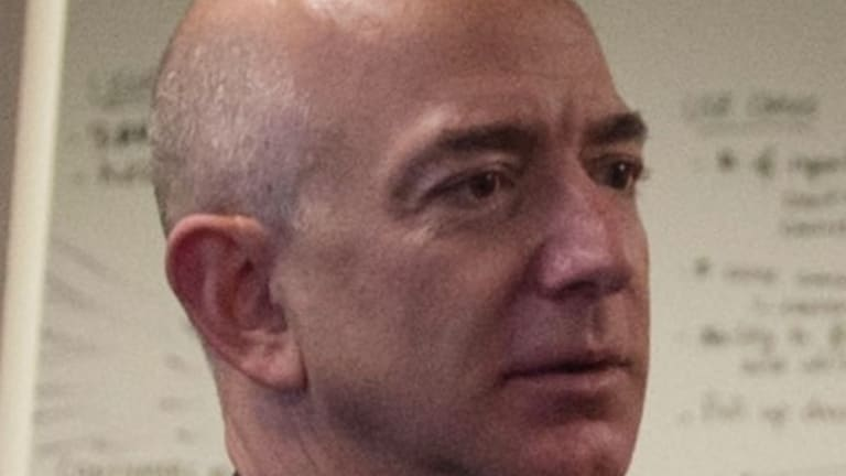 Bezos Gets Squeezed By Margrethe Vestager