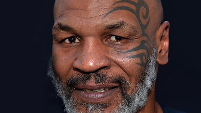 Mike Tyson Can Still Bring The Heat