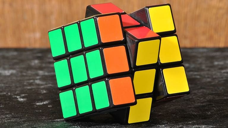 The Rubik's Cube Is About To Hit The Big Screen