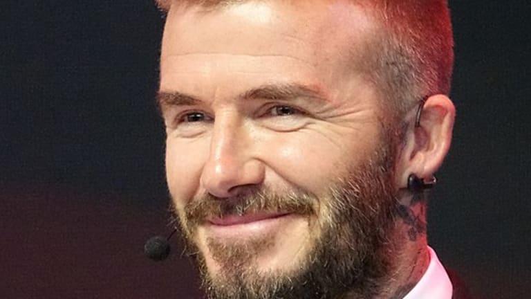 David Beckham Has Still Got It