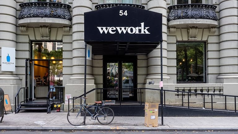 WeWork Comes To Terms With What It Actually Is