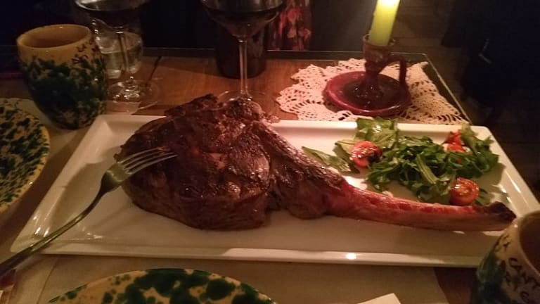 Local Gentleman's Club To Provide Steak And A Date (Of Sorts) Tonight