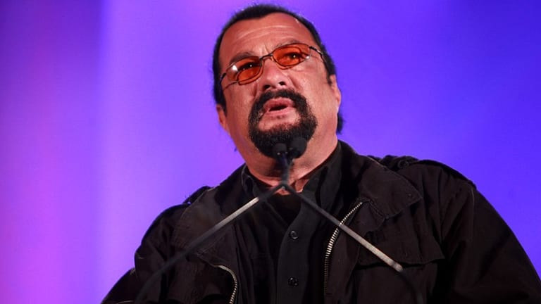 Steven Seagal Is Out Of The CryptoPromotion Business
