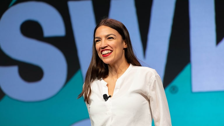 Wall Street's Finest Pay $2 Million-Plus For 7,400 Votes Against Alexandria Ocasio-Cortez