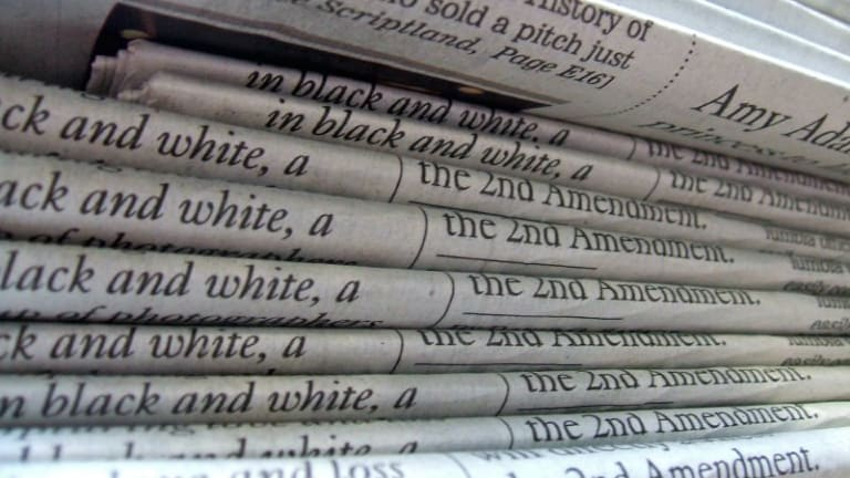 Hedge Funds Fight To See Which One Gets To Strangle 29 Newspapers To Death