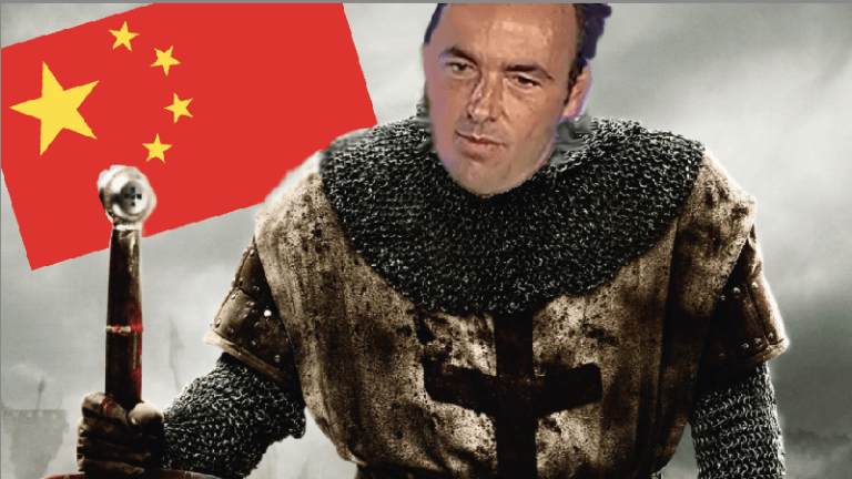 Kyle Bass Mounts Dragon, Prepares To Burn Chinese Economy To The Ground