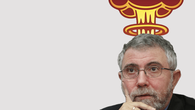 Donald Trump Using Presidential Medal Of Freedom To Make Paul Krugman's Head Explode