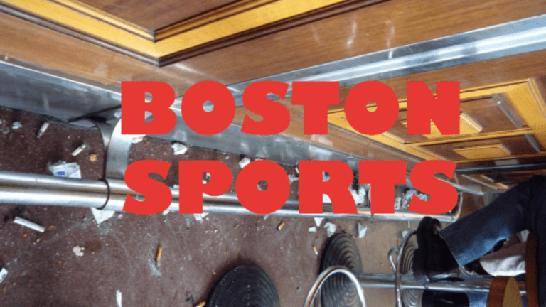 Boston Sports Remains Boston Sports