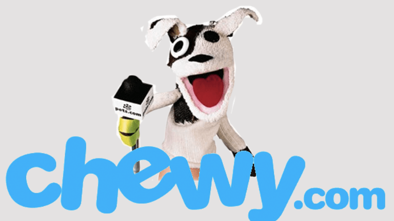 Chewy.com Is Not Pets.com… Yet
