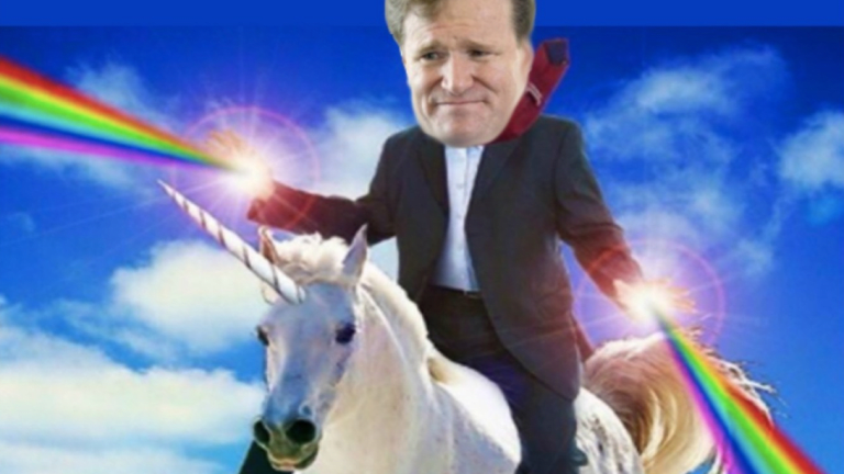 Brian Moynihan Wants Everyone To Just Relax And Enjoy This Lovely Economy We're Having