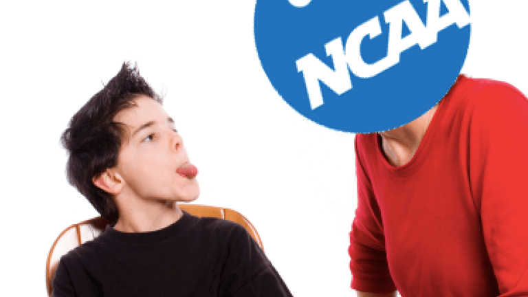 NCAA Tells California To Stop Trying To Pay College Athletes Or Risk Getting Mediocre Pac-12 Teams Banned From Championship Games