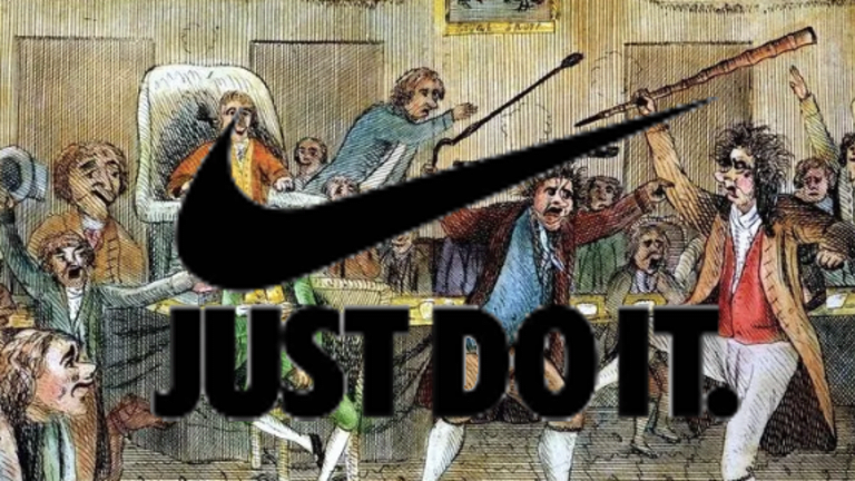 American Sneaker Pulled, Political Frenzy Ensues, Nike Wins...Again