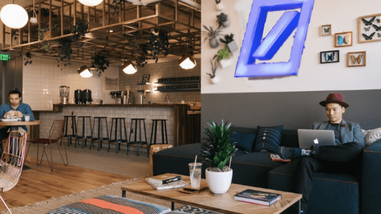 Deutsche Bank Thisclose To Launching A Co-Working Startup In The Vast Emptiness Of Its London Office