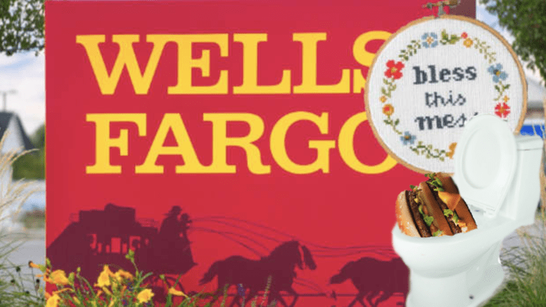 Wells Fargo's Charlotte I-Bankers Morale Suffering Because Everyone Is Getting Fat On Fast Food And Constantly Taking Massive Dumps