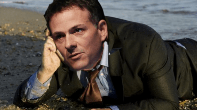 David Einhorn Makes It Through Quarterly Letter About 'Breaking Markets' Without Mentioning SPACs