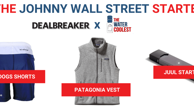The Johnny Wall Street Starter Kit Giveaway