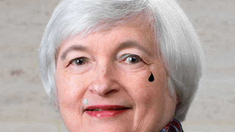 Shade Queen Janet Yellen Goes On The Radio To Clap Back At That Messy Drama Queen President Trump