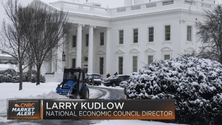 Seriously Though, Where Is Larry Kudlow?