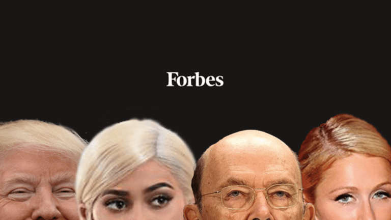 "After Ruining The Meaning Of ""Billionaire,"" Forbes Sets Its Target On The Idea Of Being ""Self-made"""