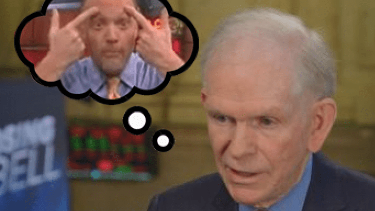 Jeremy Grantham Spends An Entire CNBC Segment Gleefully Pissing On CNBC's Corn Flakes
