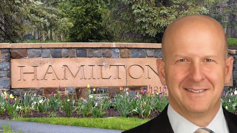 Goldman Sachs CEO David Solomon Appears At Alma Mater Hamilton College To Prove That Elite Colleges Do Not Predict Future Success