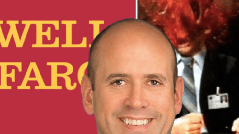 Wells Fargo Hoping A Noted Knife-Wielding Control Freak Can Save Its Bacon