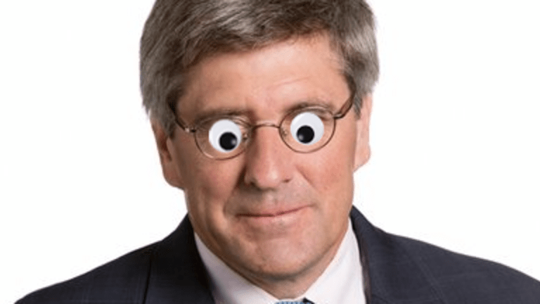 "New ""Crypto Central Bank"" Startup Wants To Be Taken Seriously, Hires Stephen Moore Anyway"