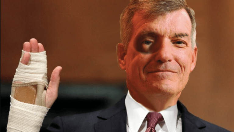 Tim Sloan Decides To Spend More Time Not Running Wells Fargo