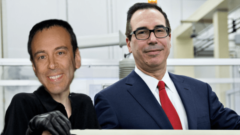 Vestigial Remnant Of Sears Sues Eddie Lampert And Steve Mnuchin For Merely Being Themselves