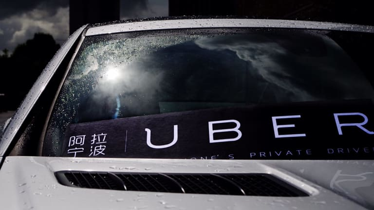Uber picks whom to offer ipo