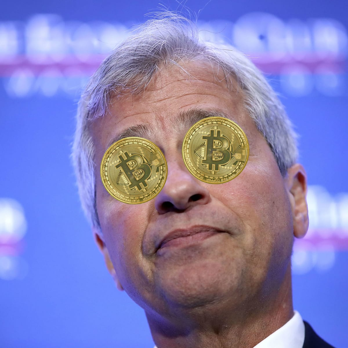 Jamie Dimon Hates Crypto So Much That He Made His Own To Prove How Dumb It Is Dealbreaker