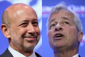 Lloyd Blankfein, Jamie Dimon Singing A Oddly Similar Tune ...