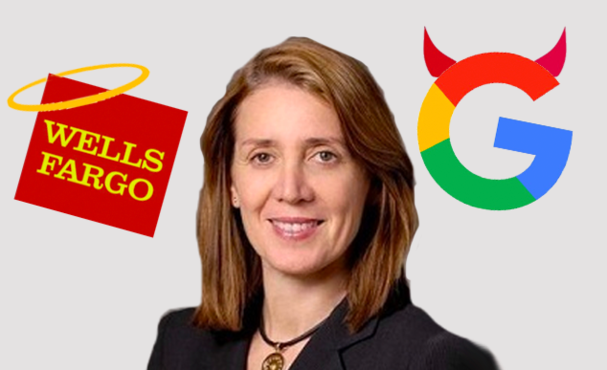 Google's Nightmarish Future Could Be The Stuff Of Which Wells Fargo's Dreams Are Made