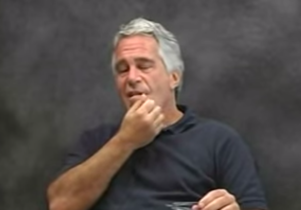 Jeffrey Epstein Drops Sick Burn On Hedge Funders From Beyond The Grave