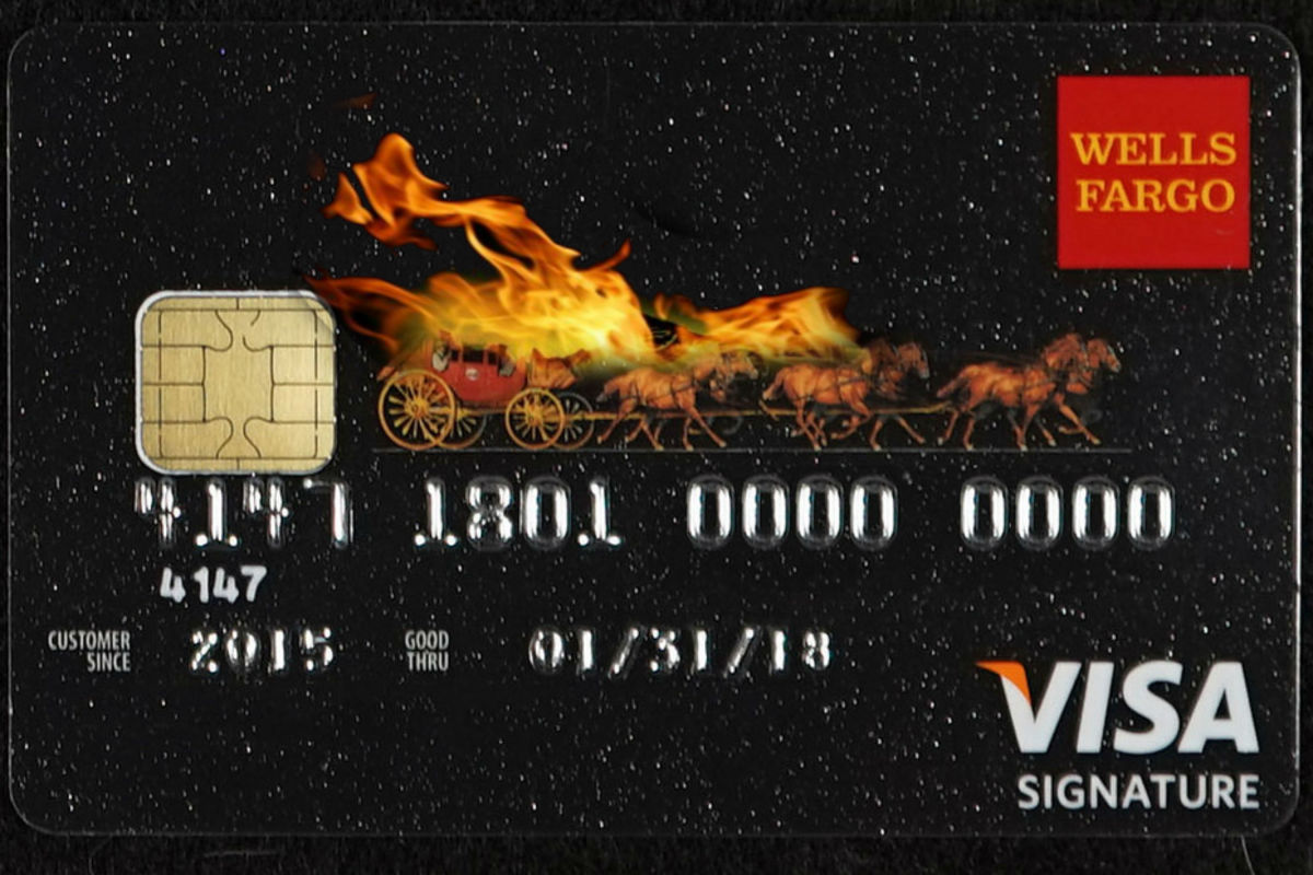 Wells Fargo Will Not Have People Buying Bitcoins On Credit Cards