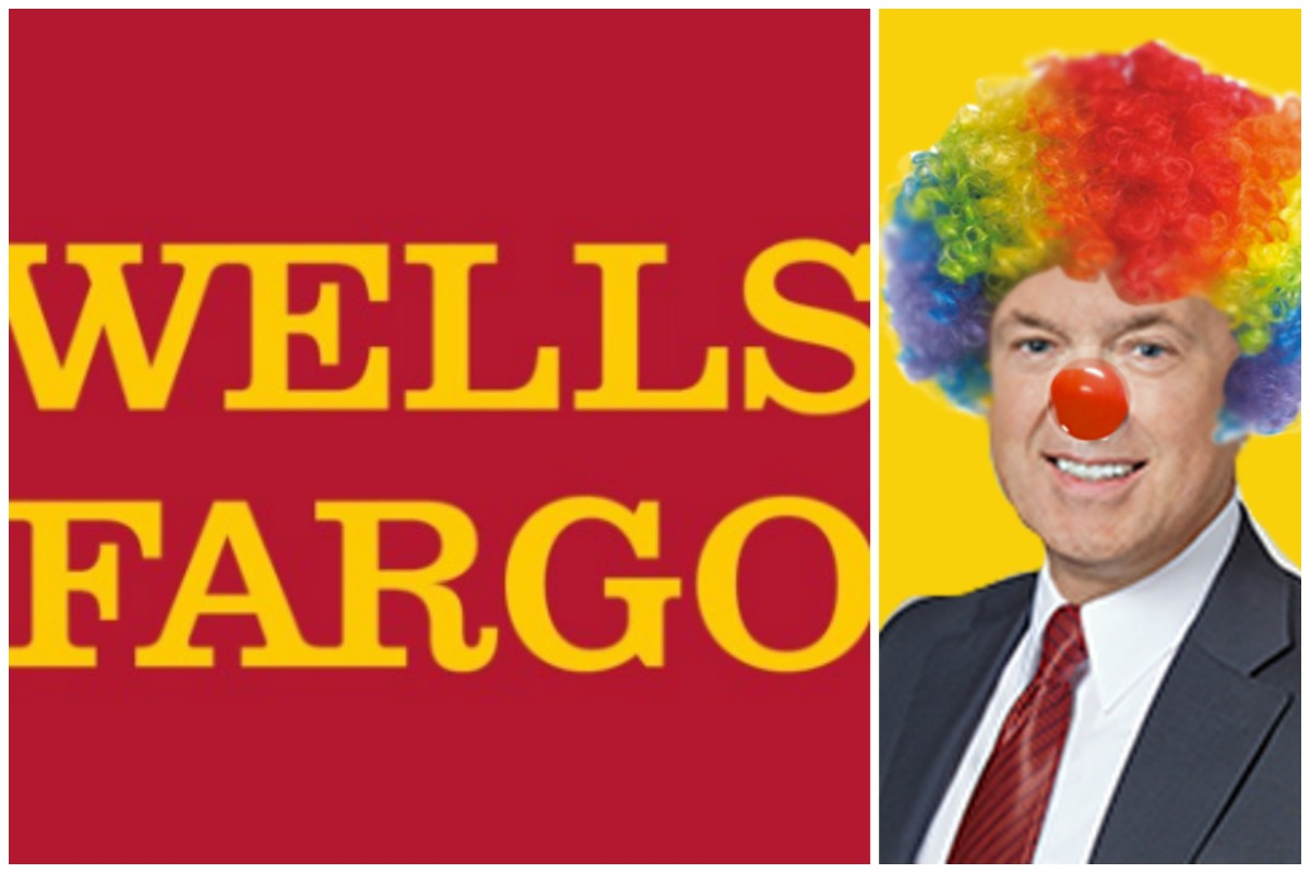 The last chairman AND CEO of Wells Fargo?