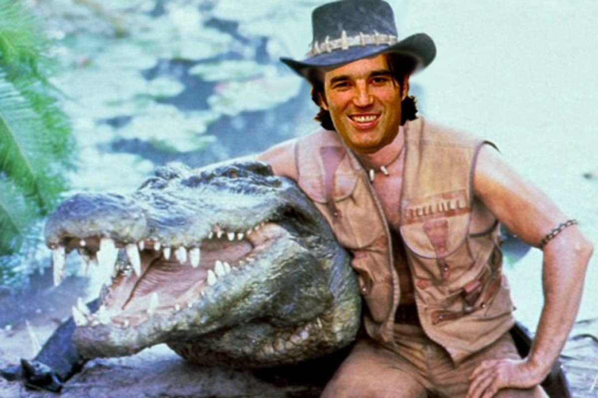 Crocodile Greg Coffey