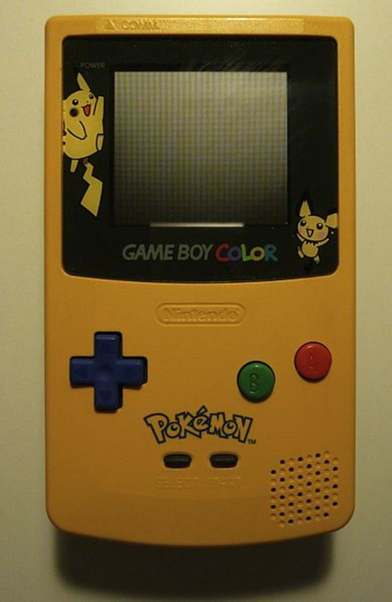 By Xabi Vazquez (Flickr: game boy color) [CC BY 2.0], via Wikimedia Commons