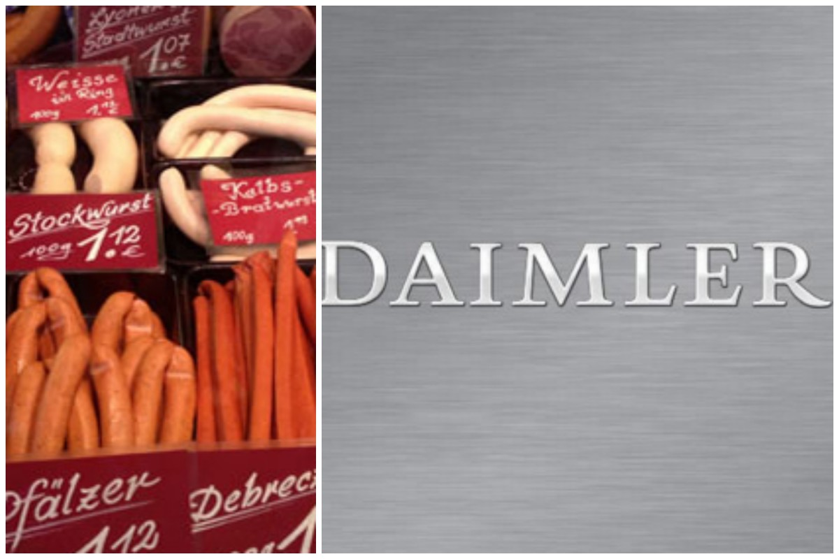 Daimler Sausage