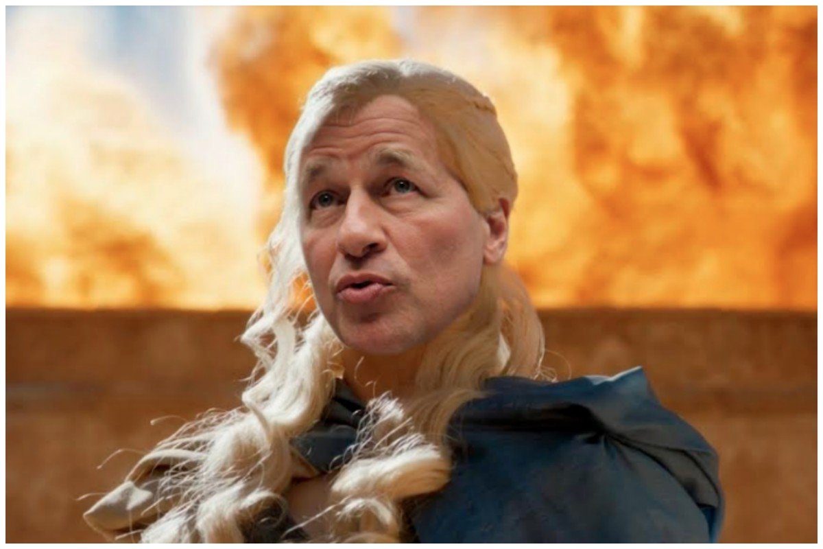Jamie Dimon Tacitly Announces He Will Hand JPMorgan Over To Marianne